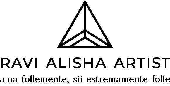 RAVI ALISHA LOGO