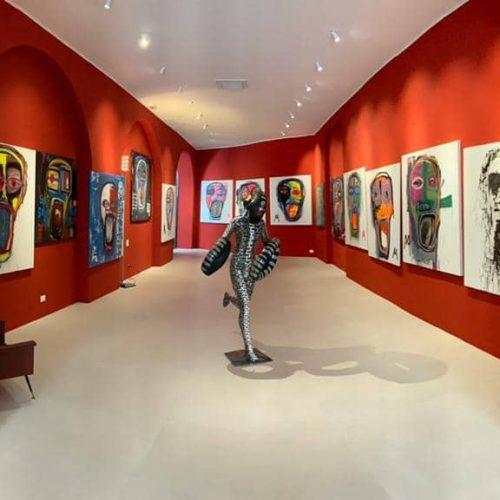 Mostra d'arte contemporanea